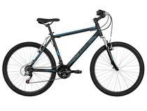 "Bicicleta Caloi HTX Sport Aro 26 21 Marchas - Susp. Diant. Camb Shimano Quadro Alumínio Tam 19"""