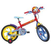 Bicicleta Caloi Luccas Neto Aro 16 -