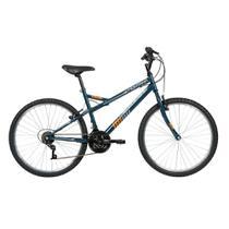 Bicicleta Caloi Montana Azul 21V Aro 26 -