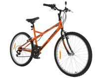 Bicicleta Caloi Montana Mountain Bike Aro 26  - 21 Marchas Freio V-Brake