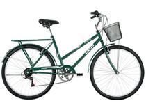 Bicicleta Caloi Poti Aro 26 7 Marchas  - Freio V-brake