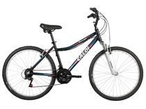 Bicicleta Caloi Rouge Aro 26 21 Marchas - Suspensão Dianteira Quadro Alumínio Freio V-brake