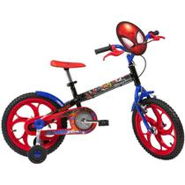 Bicicleta caloi spider man 2020 - aro 16 -