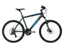 Bicicleta Caloi Supra 10 Mountain Bike Aro 26  - 19 Marchas Câmbio Shimano Quadro Alumínio
