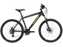 Bicicleta Caloi Supra 20 Mountain Bike Aro 26  - 24 Marchas Câmbio Shimano Quadro Alumínio