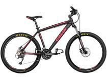 Bicicleta Caloi Supra 30 Mountain Bike Aro 26  - 27 Marchas Câmbio Shimano Quadro Alumínio