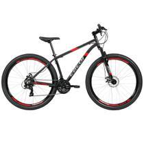 Bicicleta Caloi Supra Aro 29 Tamanho 17 Freio a disco -