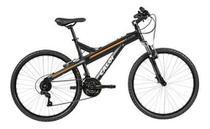 Bicicleta Caloi T-type Aro 26 Suspensão Dianteira 21 Marchas Mtb Mountain Bike -