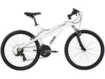 Bicicleta Caloi T-Type Mountain Bike Aro 26  - 21 Marchas Câmbio Shimano Quadro Alumínio