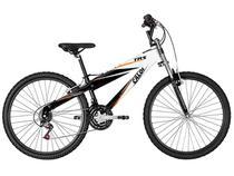 Bicicleta Caloi TRS Aro 26 21 Marchas - com Suspensão Dianteira e Quadro em Alumínio