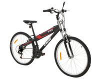Bicicleta Caloi TRS Aro 26 21 Marchas Suspensão - Dianteira Quadro Alumínio Freio V-brake