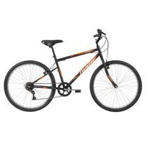 Bicicleta Caloi Twister Easy Aro 26, Preta -