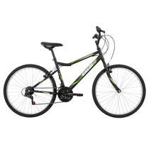 Bicicleta Caloi Twister V Brake 21 Marchas Aro 26 Preta -