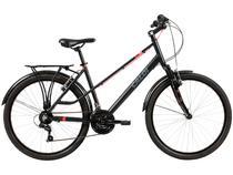 Bicicleta Caloi Urbam Aro 26 21 Marchas  - Suspensão Dianteira Câmbio Shimano Quadro Alumínio