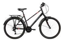 Bicicleta Caloi Urbam Aro 26 Preto Fosco 21 Marchas -