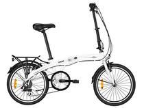 Bicicleta Caloi Urbe Aro 20 7 Marchas  - Quadro Alumínio Freios V-brake