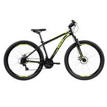 Bicicleta Caloi Velox Aro 29 21 Marchas Freio à Disco Preto -