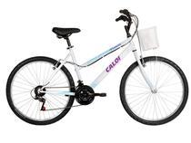 Bicicleta Caloi Ventura Aro 26 21 Marchas - Freio V-brake