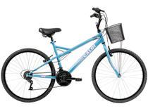 Bicicleta Caloi Ventura Aro 26 21 Marchas - Quadro de Aço Freio V-Brake