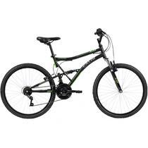 Bicicleta caloi xrt 26 21v preto/verde -