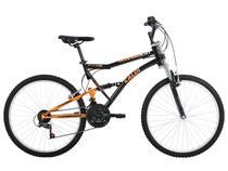 Bicicleta Caloi XRT Aro 26 21 Marchas - Full Suspension