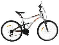 Bicicleta Caloi XRT Mountain Bike Aro 26  - 21 Marchas Freio V-brake