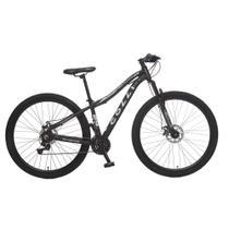 Bicicleta Colli Aluminio Aro 29 F.d Shimano 21m Q 15.5 -