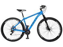 Bicicleta Colli Bike 531.15 Aro 29 21 Marchas - Suspensão Dianteira Câmbio Shimano Freio à Disco