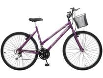 Bicicleta Colli Bike Alegra City Aro 26 18 Marchas - Freio V-Brake