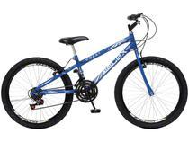 Bicicleta Colli Bike CBX 750 Aro 24 21 Marchas - Quadro de Aço Carbono Freio V-break