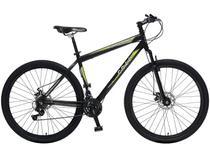 Bicicleta Colli Bike Force One Aro 29 21 Marchas - Suspensão Dianteira Câmbio Shimano
