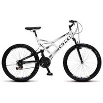 Bicicleta Colli Bike GPS Aro 26 - Branca -
