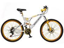 Bicicleta Colli Bike Renault Aro 26 - 21 Marchas Freios a disco