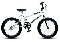 Bicicleta Colli Bmx Cross Extreme Aro 20 Aero 36 Raios Masc Branco 110 (05) - Ds decor