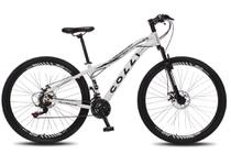 Bicicleta Colli Eudora Alum Aro 29 Susp Dianteira Quadro Rebaixado 542 - COLLI BIKES