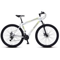 Bicicleta Colli Force One MTB Kit Shimano 21 Marchas Aro 29 Aero Freios a Disco - 400.05D