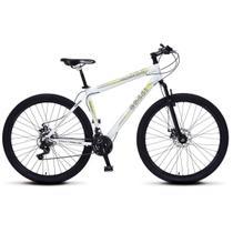 Bicicleta Colli Force One MTB Kit Shimano 21 Marchas Aro 29 Aero Freios a Disco - 400.05D -