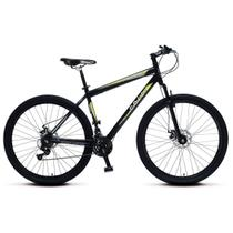Bicicleta Colli Force One MTB Kit Shimano 21 Marchas Aro 29 Aero Freios a Disco - 400.11D