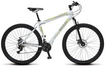 Bicicleta Colli Force One MTB Kit Shimano 21 Marchas Aro 29 Aero Freios a Disco - Ds decor