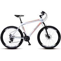 Bicicleta Colli Force One MTB Shimano 21 Marchas Aro 26 Freios a Disco - 300.05D -