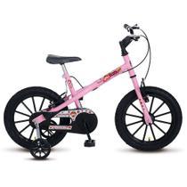 Bicicleta Colli Fruit MTB Aro 16 com Detalhes Preto Feminino - Colli Bike