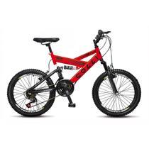 Bicicleta Colli Fulls GPS Aro 20 Dupla Suspensão 21 Marchas - 310.16D -