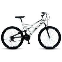 Bicicleta Colli Fulls GPS Aro 26 Dupla Susp. 36 Raios 21 Marchas - 148.05D -