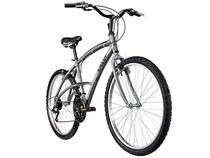 Bicicleta Comfort Caloi 100 Aro 26 e 21 Marchas - Freio V-Brake