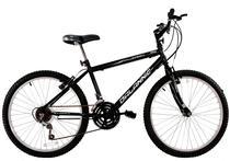 Bicicleta Dalannio Bike Stroll Aro 26 Masculina 18 Marchas Preta -