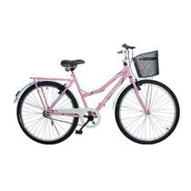 Bicicleta de Passeio KLS Retro Aro 26 com Freios V-brake -