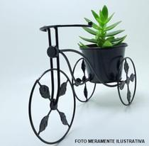 Bicicleta decorativa/floreira - Ferreira Mix