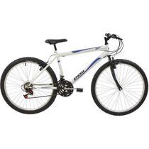 Bicicleta Delta MTB Aro 26 V-Brake Branca 18v - Polimet