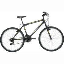 Bicicleta Delta MTB Aro 26 V-Brake Preta 18v - Polimet
