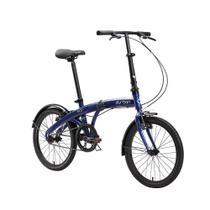 """Bicicleta dobrável Durban aro 20"""" com quadro de aço Eco -"""